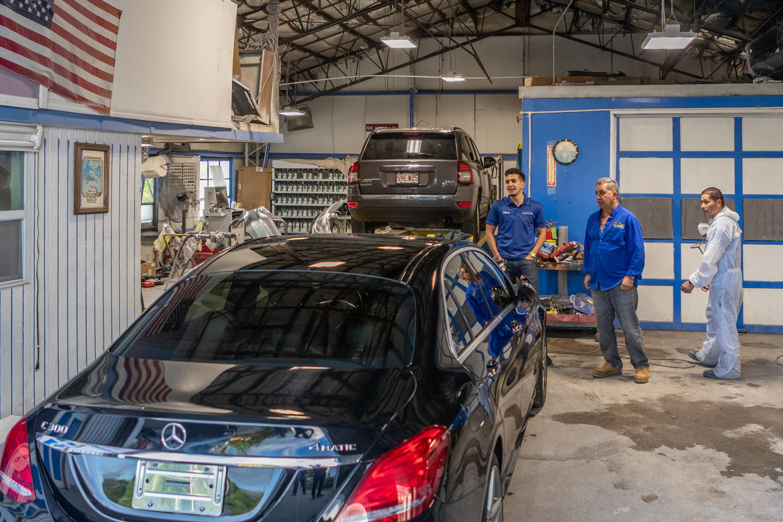 SK Auto Body Technicians