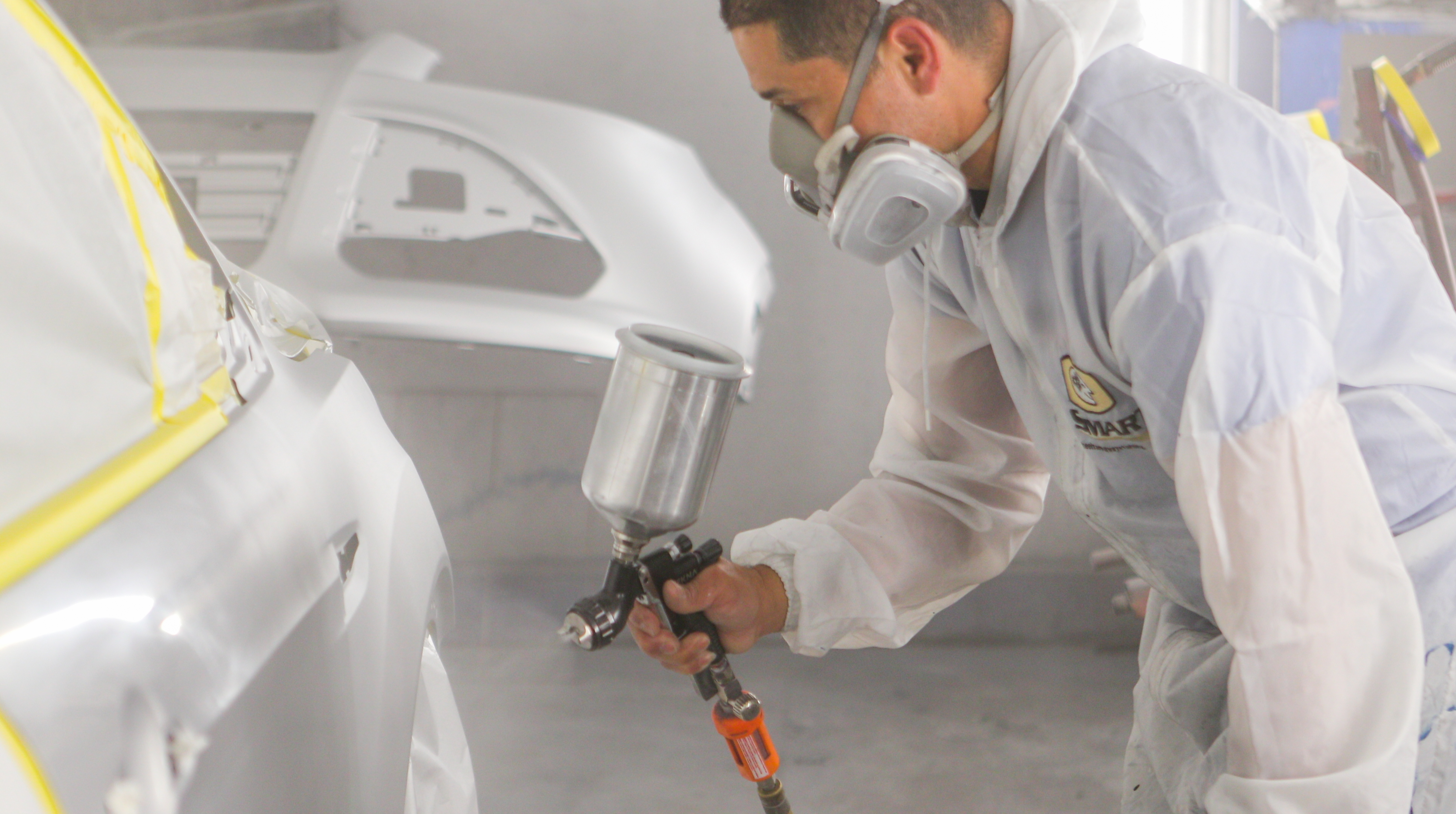 SK Auto Body Technician Painting